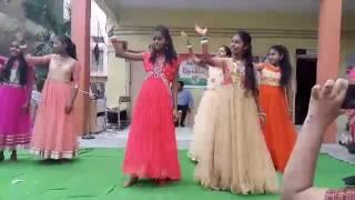 Sardar gabbarsing song dance by Montessori school students