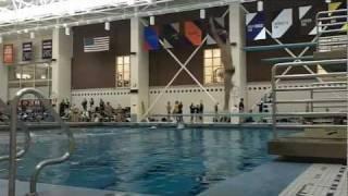 David Magaro : Bucknell Invitational 2011 1m Finals