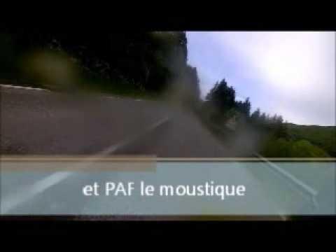 Vous connaissez l'histoire de PAF le moustique?