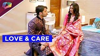 Dev takes care of Sonakshi in Kuch Rang Pyaar Ke Aise Bhi