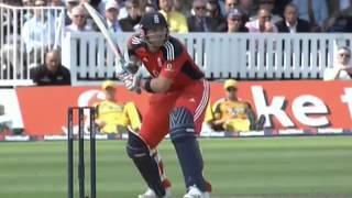 Brett Lee 5 for 49 - Australia v England 4th ODI at Lords 2009