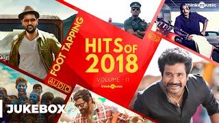 Hits of 2018 (Volume 02) - Tamil Songs   Audio Jukebox