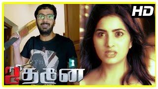 Jithan 2 movie Scenes | Meghali misunderstands Jithan Ramesh | Srushti gets angry
