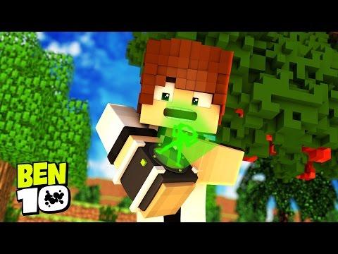 Xxx Mp4 Minecraft BEN 10 TESTANDO O OMINITRIX 03 Ben 10 In Minecraft 3gp Sex