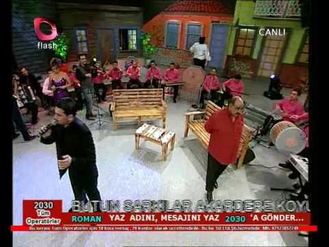 murat sakaryalı popstar ercan roman show