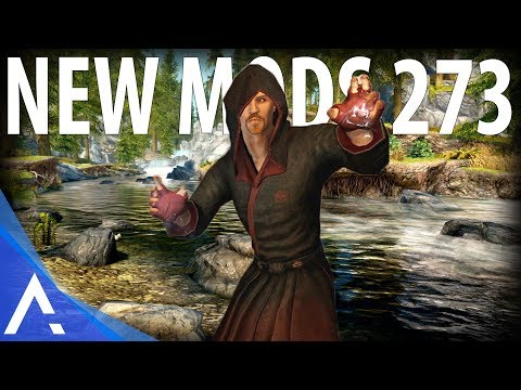5 Brand New Console Mods 273 - Skyrim Special Edition (PS4/XB1/PC)