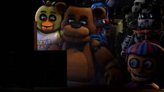 [FNAF/SFM] ANIMATRONICS REACT TO FNAF:SISTER LOCATION TRAILER/ x troy 87/
