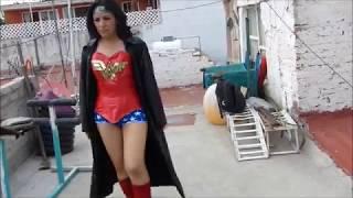 Superheroine Wonder Prime