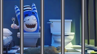 Oddbods NEW Episodes - PRISON BREAK | The Oddbods Show | Funny Cartoons For Children | Vidavoo