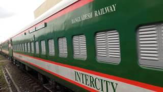 New Image Train Silk City (Dhaka - Rajshahi)