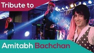 Tribute to Amitabh Bachchan 2017   Team D   COP 2017   Hyatt Regency, Delhi