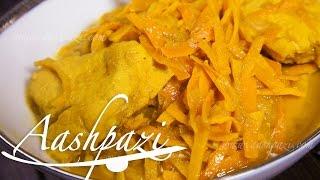 Orange Chicken Stew Recipe 4K