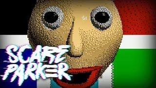 SCARE PARKER! - Baldi's Basics