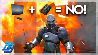 Ark Survival Evolved - Raiding Tips 101 , How to use your Explosives ( C4 , grenades , rockets )