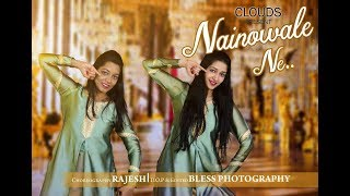 Padmaavat: Naino wale ne dance video / clouds dance studio