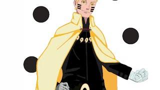 Did Naruto Lose His Sage of 6 paths power! is hokage naruto weaker!?
