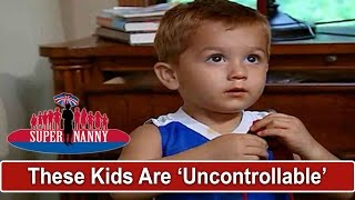 Parents Complain: These Kids Are