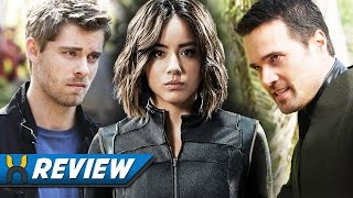 Agents of SHIELD Season 3 Finale Review!