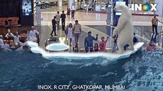 LATEST 3D Jurassic Technology in Ghatkopar Mumbai R-City Mall