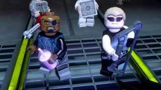 LEGO Marvel's Avengers - Video Game Trailer #2 #LEGONYCC