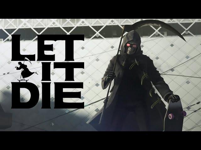LET IT DIE - Trailer -  PS4