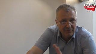 Można zmieniać ludziom psychikę poprzez fale elektromagnetyczne-Witold Hake: Mag. Polskie Sprawy #57