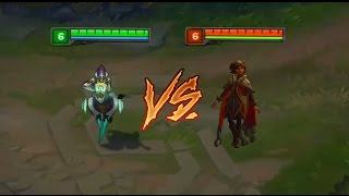 LoL Best Moments #112 Camille outplays Taliyah (League of Legends)