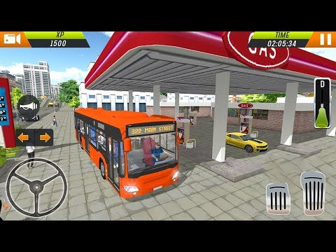 Xxx Mp4 Euro Bus Driving Simulator 2018 By Racing Games Android Gameplay HD 3gp Sex