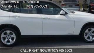 2014 BMW X1 sDrive28i 4dr SUV for sale in Orlando, FL 32807