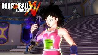 Dragonball Xenoverse - Goku's Mother | Gine  1080p 60fps (H-Graphics)