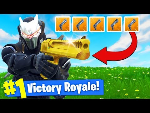 Xxx Mp4 The GOLDEN HAND CANNON Challenge In Fortnite Battle Royale 3gp Sex