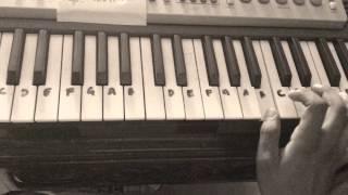 Poo nee poo piano version