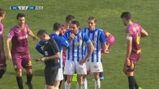 07/01/2018 Resumen Recreativo de Huelva - FC Cartagena