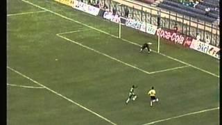 1994 May 25 Romania 2 Nigeria 0 Friendly