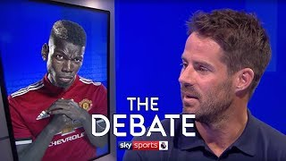 Will Pogba leave Man United for FC Barcelona?! | Jamie Redknapp & Danny Murphy | The Debate