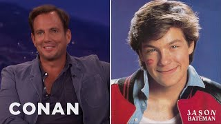 Will Arnett Shares Jason Bateman's Teen Beat Photos  - CONAN on TBS