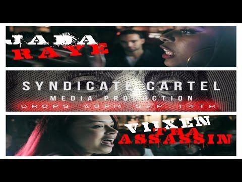 JADA RAYE VS VIIXEN//BLACK ICE CARTEL//THE EULOGY