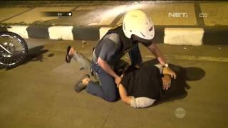 Kumpulan Aksi Dramatis Polisi Dalam Pengejaran dan Penangkapan Begal!!!
