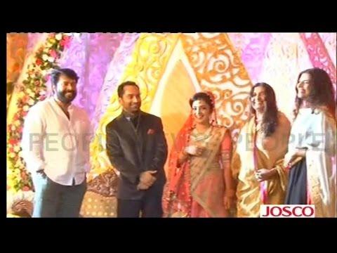 Xxx Mp4 Fahad Nazriya Wedding Reception In Alappuzha Video Exclusive 3gp Sex