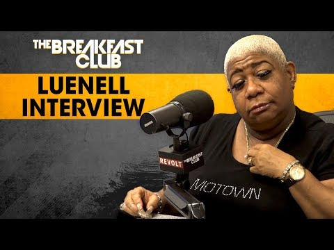 Luenell Gets Nasty On The Breakfast Club Talks Insta Comics Wendy Williams More