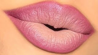 How To: Pink Ombré Lip Tutorial