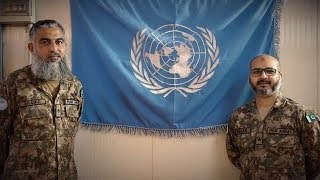 Service And Sacrifice: Pakistan's Peacekeepers Leave A Legacy Of Peace In Liberia