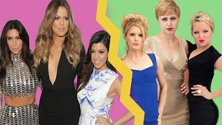 If All Sisters Acted Like The Kardashians