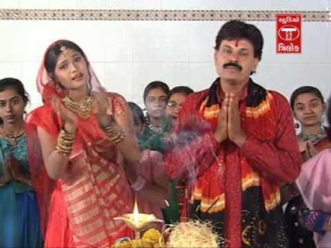 Vishvambhari Stuti Devotional Song Priti Gajjar Bipin Sathiya  - Aarti Special