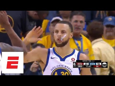 Xxx Mp4 Best Of The Golden State Warriors' Game 3 Win Over The Houston Rockets ESPN 3gp Sex