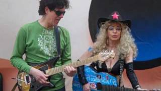 Naked Cowgirl and Don Jamming.MP4