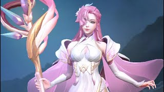 AOV - Arena Of Valor - Test Server Diao Chan Gameplay ( After Remake She Is So Beautiful )
