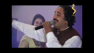 Hashmat sahar and shameem khan / filmy badala