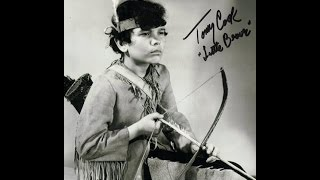 Tommy Cook--Rare TV Interview, Nyoka the Jungle Girl, Red Ryder, Little Beaver