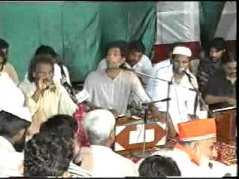 Ni o Tera Ki Lagda part1(Molvi Haider Hassan akhter Qawwal) JASHN-E-SARSABZ 2008